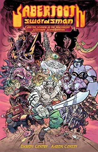 Sabertooth Swordsman Volume 1 (Second Edition) -