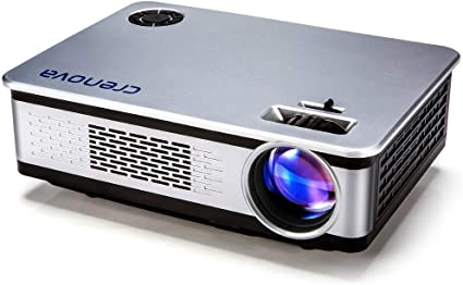 Amazon.com: Crenova Full HD proyector de película, proyector ...