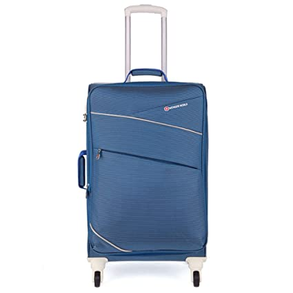 d8d16d788586 Image Unavailable. Image not available for. Color  SKATEGY Universal Wheel  Luggage Suitcase,Oxford ...