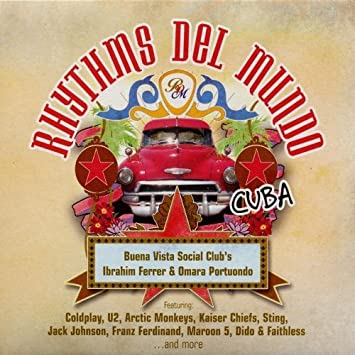Rhythms Del Mundo Cuba Jewel Case Various Buena Vista Social