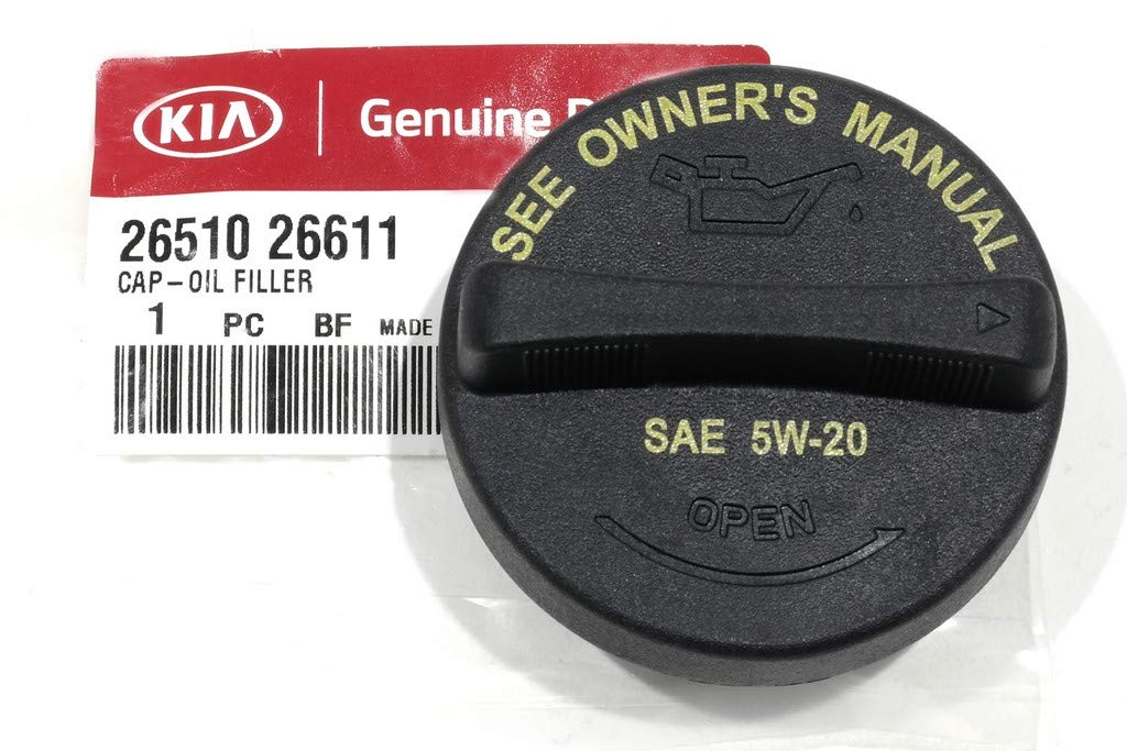 Kia 26510-26611, Engine Oil Filler Cap