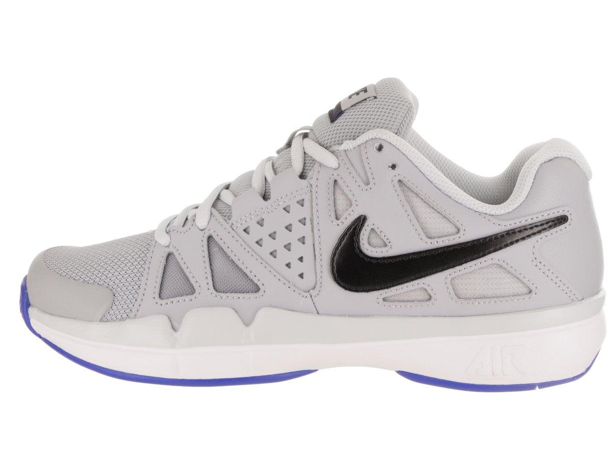 Latest Nike Damen Air Grau Vapor Advantage Tennisschuh Wolf Grau Wolf  Schwarz Pure Platinum E With Grau
