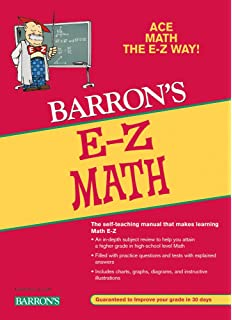 Math the easy way easy way series anthony prindle katie prindle e z math barrons e z series fandeluxe Image collections