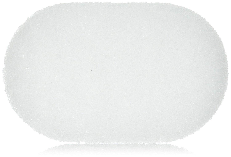 Compac Body Scrub Oval Sponges (1 Case - 72 Pack)