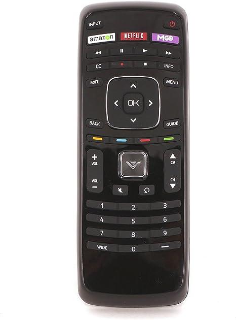 Mando a Distancia de Repuesto para televisor Inteligente VIZIO LED LCD Smart TV XRT112: Amazon.es: Electrónica