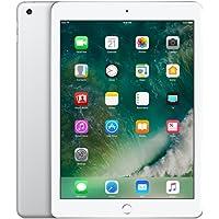 Apple iPad 2018, Plateado, 32 GB SSD (Reacondicionado)