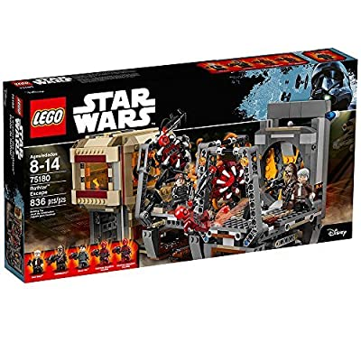 LEGO Star Wars Rathtar Escape 75180 Building Kit: Toys & Games
