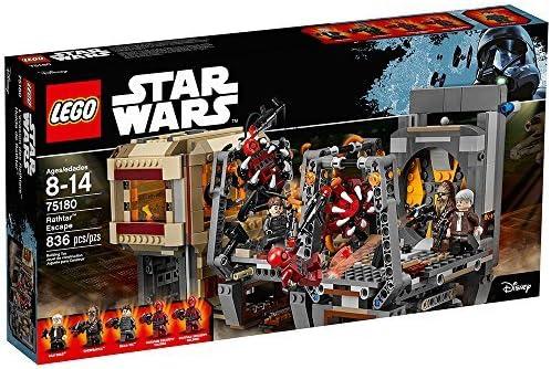 Lego Fugindo ao Rathtar