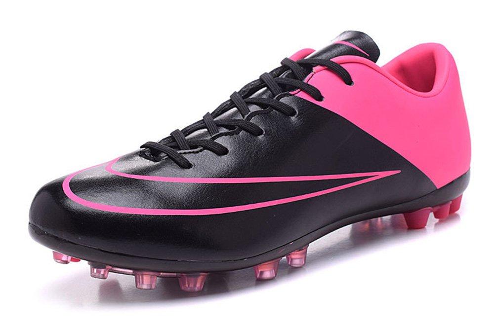 Herren Mercurial X AG schwarzwithpink Niedrig Fußball Schuhe Fußball Stiefel