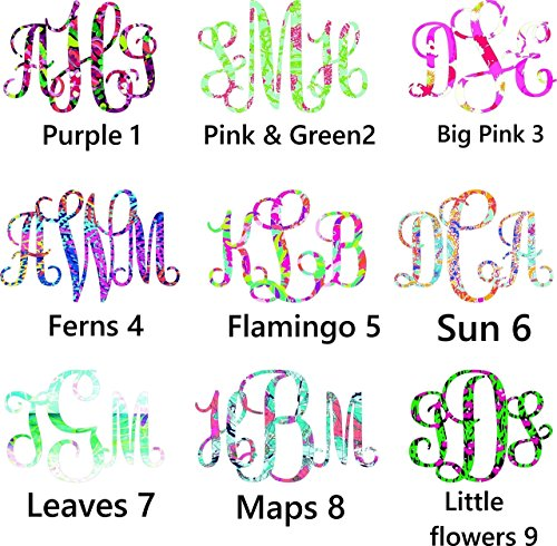 lilly pulitzer decal - 2