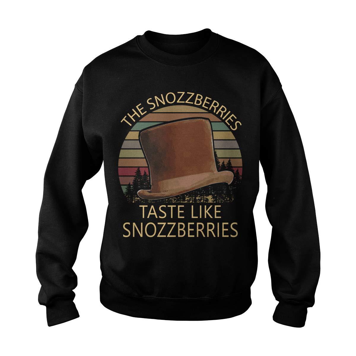 Zinko The Snozzberries Taste Like Snozzberries Adult Crewneck Sweatshirt