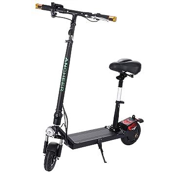 ancheer E100 plegable eléctrico Scooter eléctrico Patinete ...