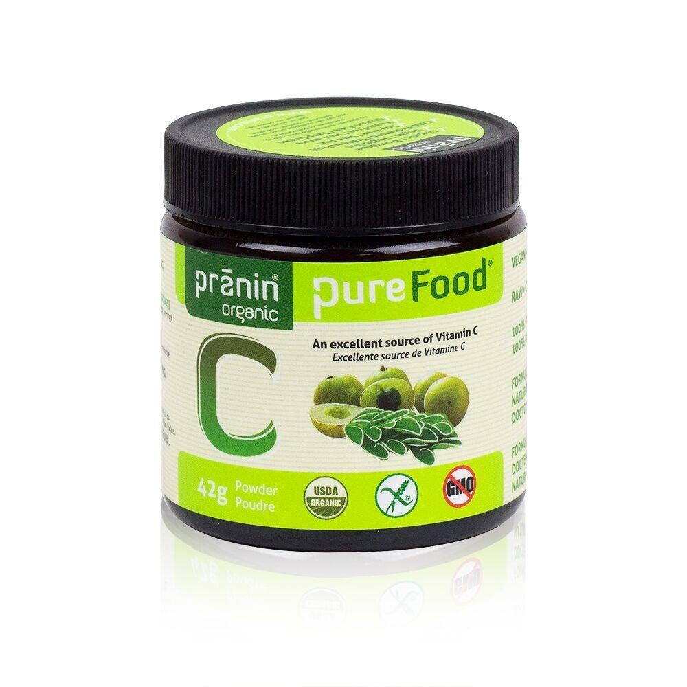Pranin Organic PureFood C