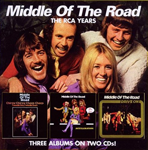Middle of the Road - Chirpy Chirpy Cheep Cheep / Acceleration / Drive On  /  Middle Of The Road - Zortam Music