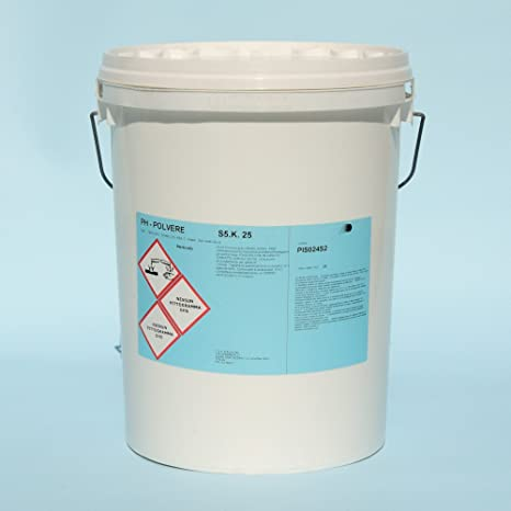cubex professional Acido PH Meno per Pulizia Acqua Piscina kg 5 ... 856892d17f03