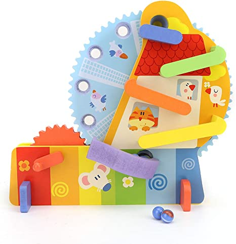 1 Set of Kids Accessories Kids Coordination Toy Wooden Blocks for Children Home
