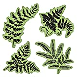 Inkadinkado 65-32083 Stamping Gear Cling Stamps, Ferns