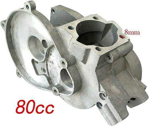 bicicleta Motorizado para 80cc motor del cárter del cigüeñal del ...