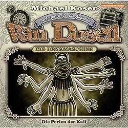 Die Perlen der Kali (Professor van Dusen 6)