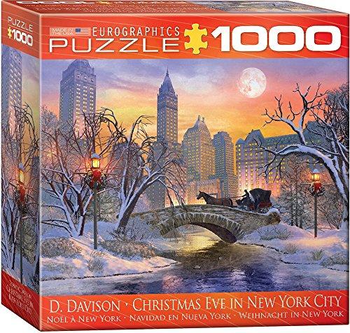 1000 piece puzzle new york - 5