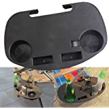 Guaranteed4Less Deck Chair Clip On Side Table Garden Tray Drinks Holder Camping Outdoors Fishing