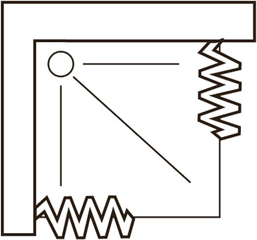 Rollplast - Mampara de ducha de dos puertas con cierre de ángulo de 90ºProducto de PVC no tóxico autoextinguible.Se puede reducir en tamaño mediante el corte del carril.Color: blanco.: Amazon.es: Bricolaje y