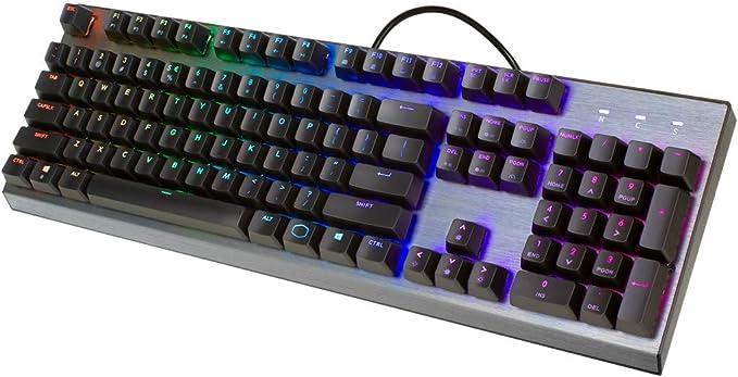Cooler Master Gaming CK350 - Teclado: Amazon.es: Electrónica