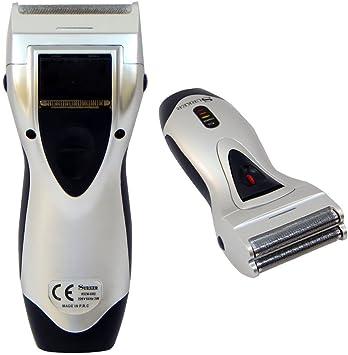 SURKER Afeitadora eléctrica para Hombre Barba basette Bigote Afeitado rscw-8002 Recargable: Amazon.es: Electrónica