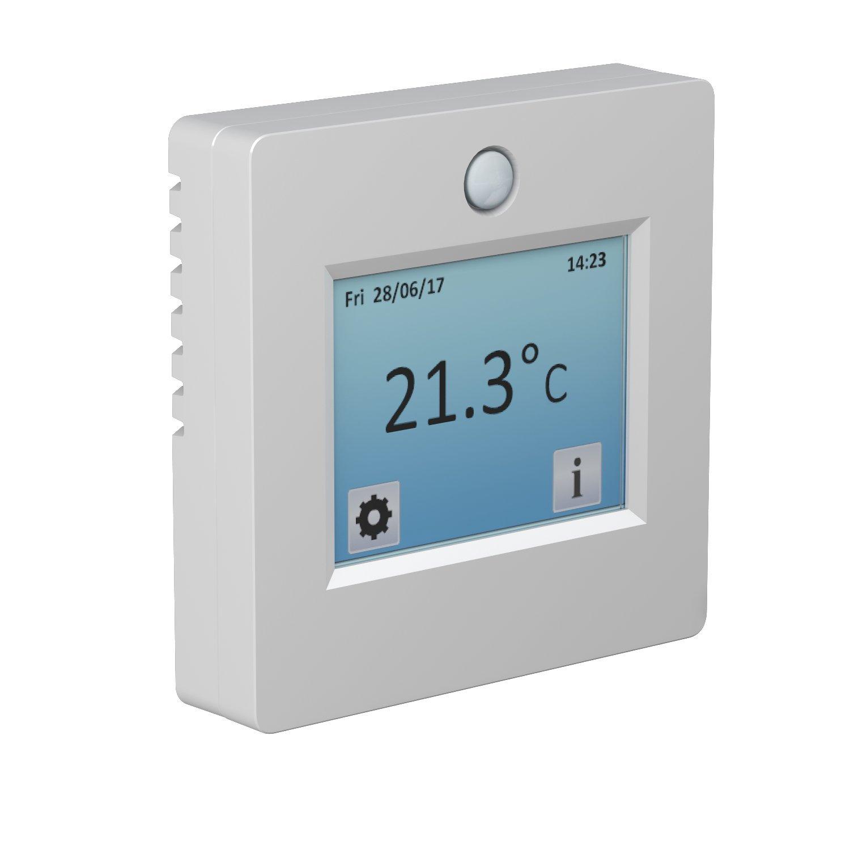 Sud Rayonnement 616071SR Thermostat TFT2, Balnc