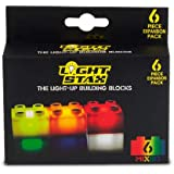 Light Stax The Expansion Pack - Multicolour (Containing 6 Blocks)