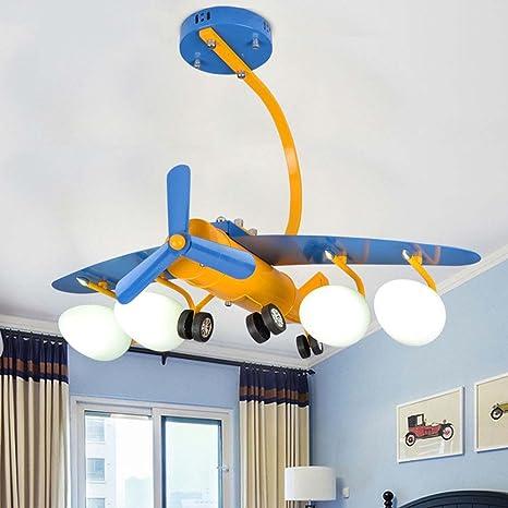 Focos de soffitto- Niños creativos l ambiente LED Hierro ...