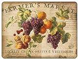 Pimpernel Abundant Fall Placemats - Set of 4