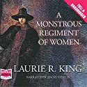 A Monstrous Regiment of Women: Mary Russell and Sherlock Holmes, Book 2 Audiobook by Laurie R. King Narrated by Jenny Sterlin