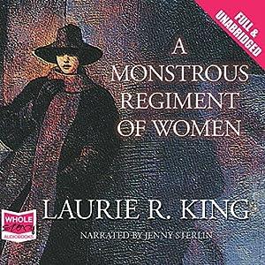 A Monstrous Regiment of Women Audiobook