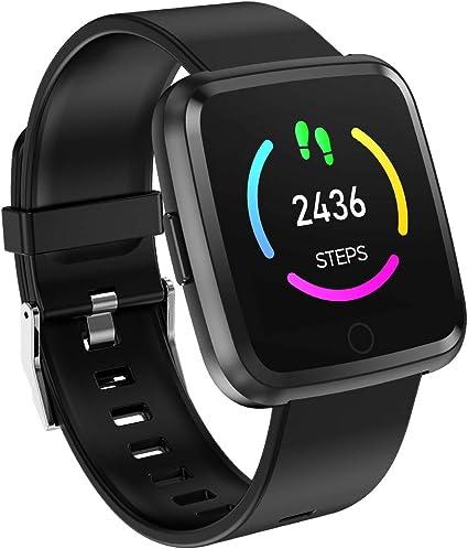 Zagzog Correa de Reloj Inteligente, Correa Silicona de Smartwatch ...
