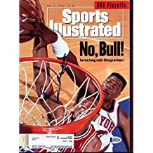 Bill Cartwright Autographed Sports Illustrated Magazine Chicago Bulls Beckett BAS #B61139
