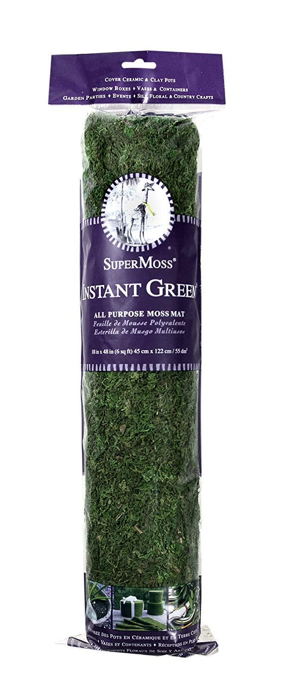 Instant Moss Mat Green 18X48