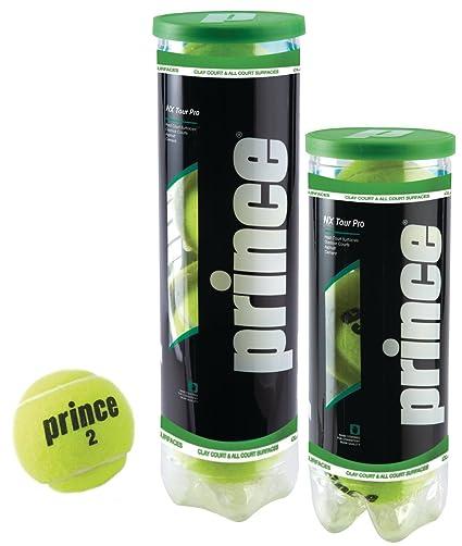Prince Unisex NX Tour Pro-Extra Duty tenis, amarillo: Amazon ...