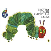 The Very Hungry Caterpillar by Eric Carle - Paperback