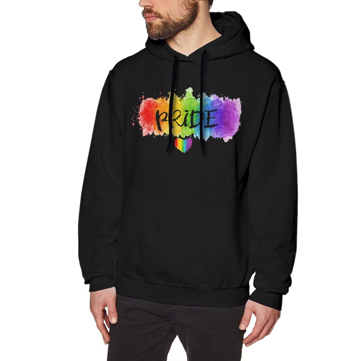 Jiw9w67 Lgbt Pride S Pullover Black Shirts
