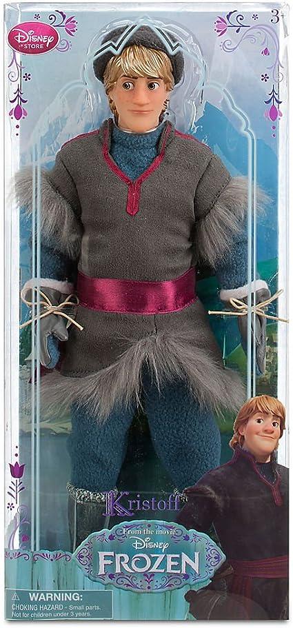 12 Frozen II Disney Kristoff Classic Doll