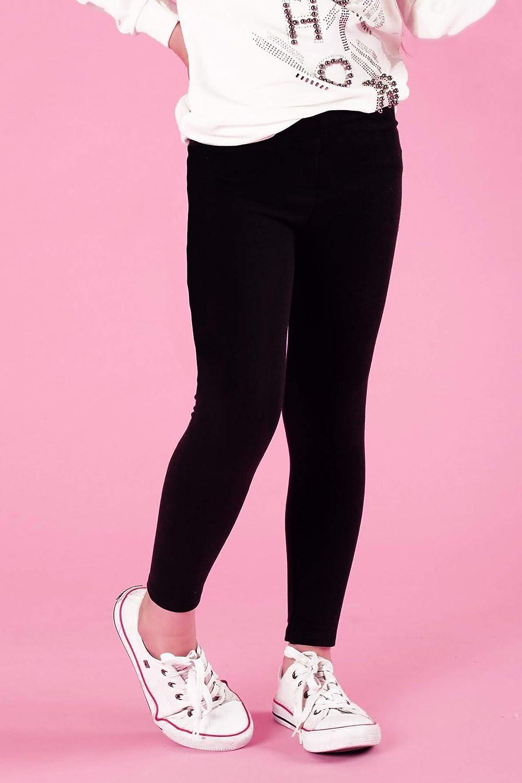 1-3 pezzi in cotone Basics leggings lunghi lunghi da ragazza
