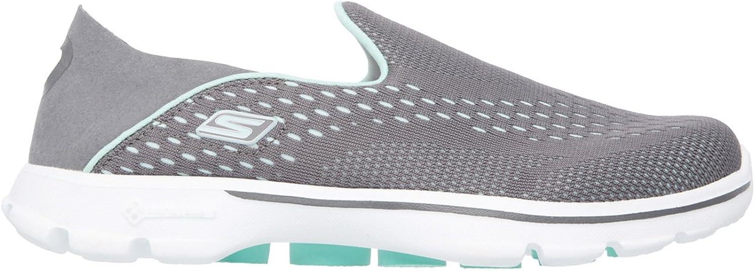 Skechers Women's 14045 Low Ankle Grey