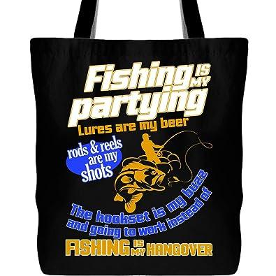 Amazon.com: Bolsa de pesca, con correa de hombro larga, con ...