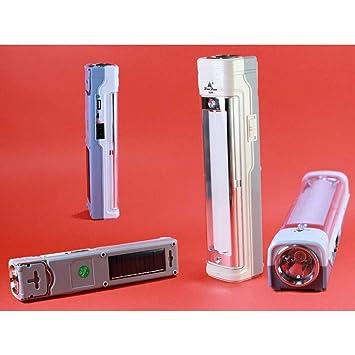 Tradeshoptraesio® Secours Led Rechargeable De 15 Lampe Smd Neon wOXiuPkZTl