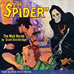 Spider #8, May 1934: The Spider | Grant Stockbridge, RadioArchives.com