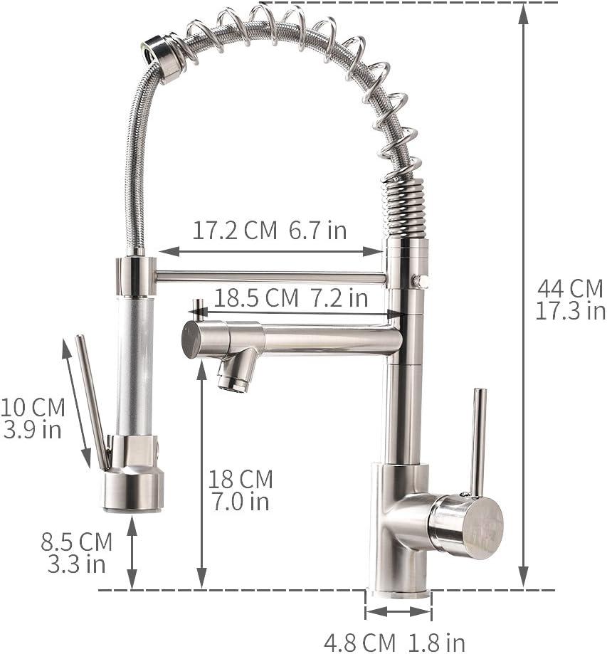 Aimadi Kitchen Sink Faucet
