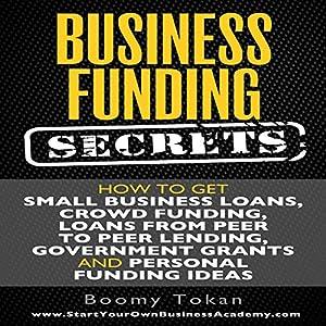 Business Funding Secrets Audiobook