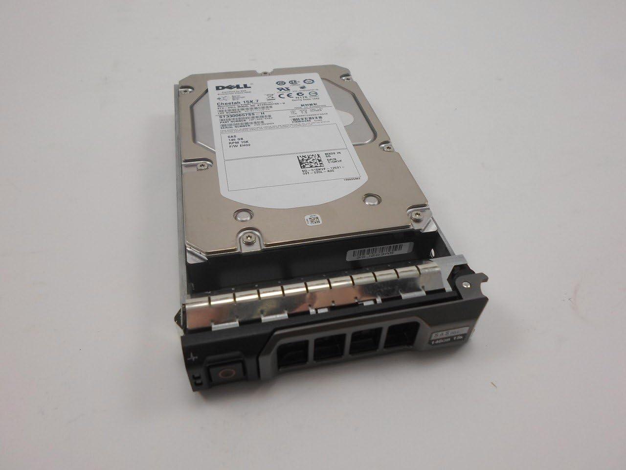 """Dell 1DKVF 146GB 15k SAS 3.5 """""""