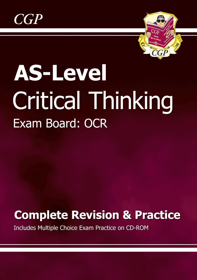 critical thinking a level ocr past papers